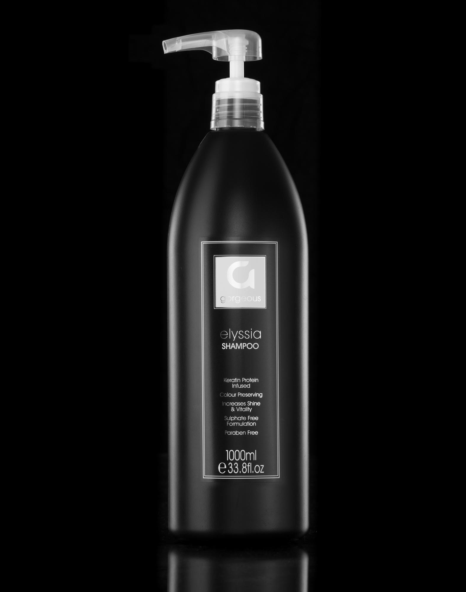 Backwash Elyssia Shampoo by Gorgeous London