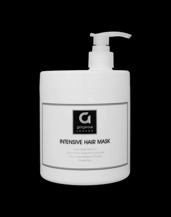 Intensive Backwash Hair Mask by Gorgeous London